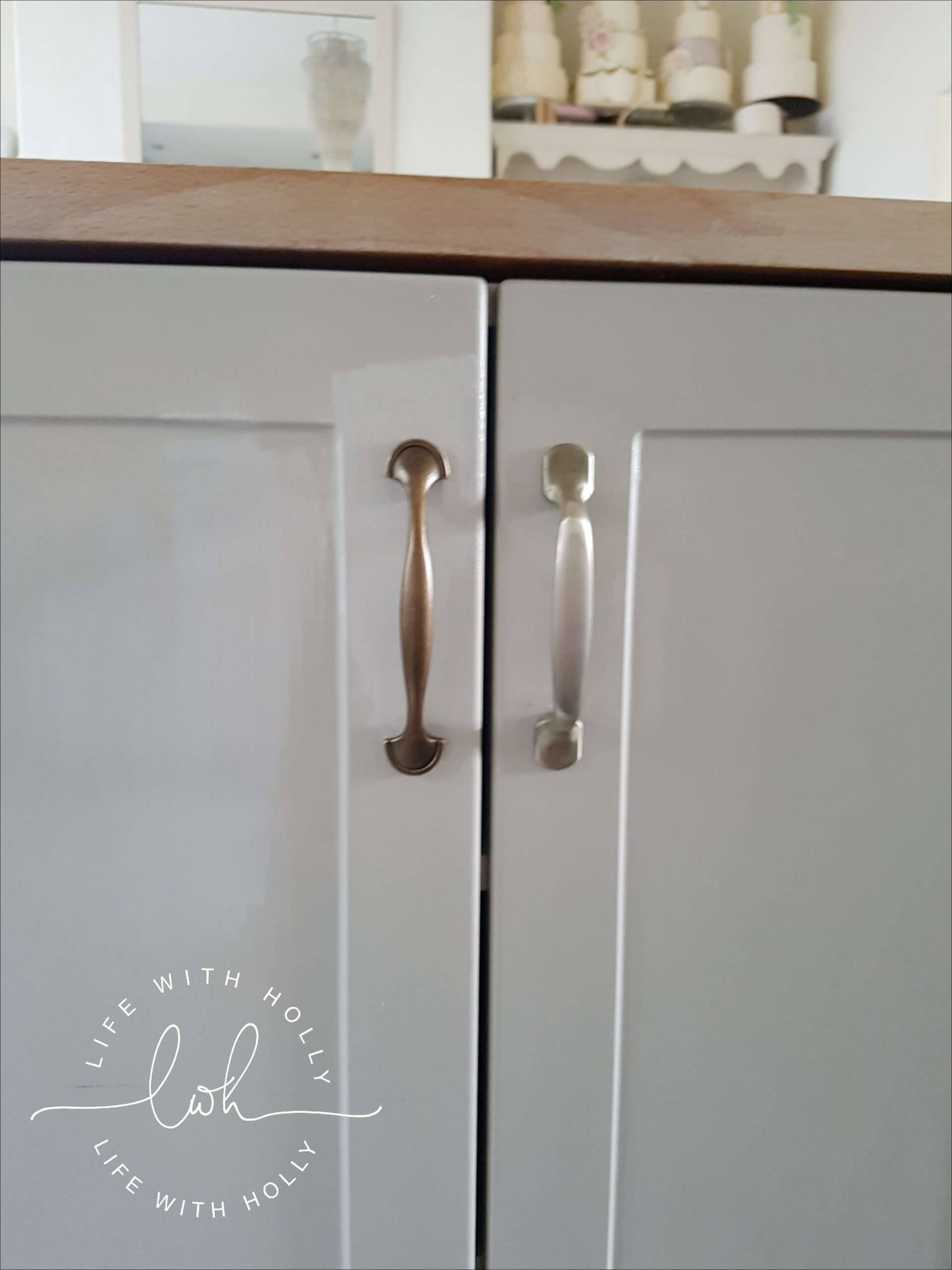 Quick and Easy Kitchen Handle Transformation by Life with Holly (2)-min