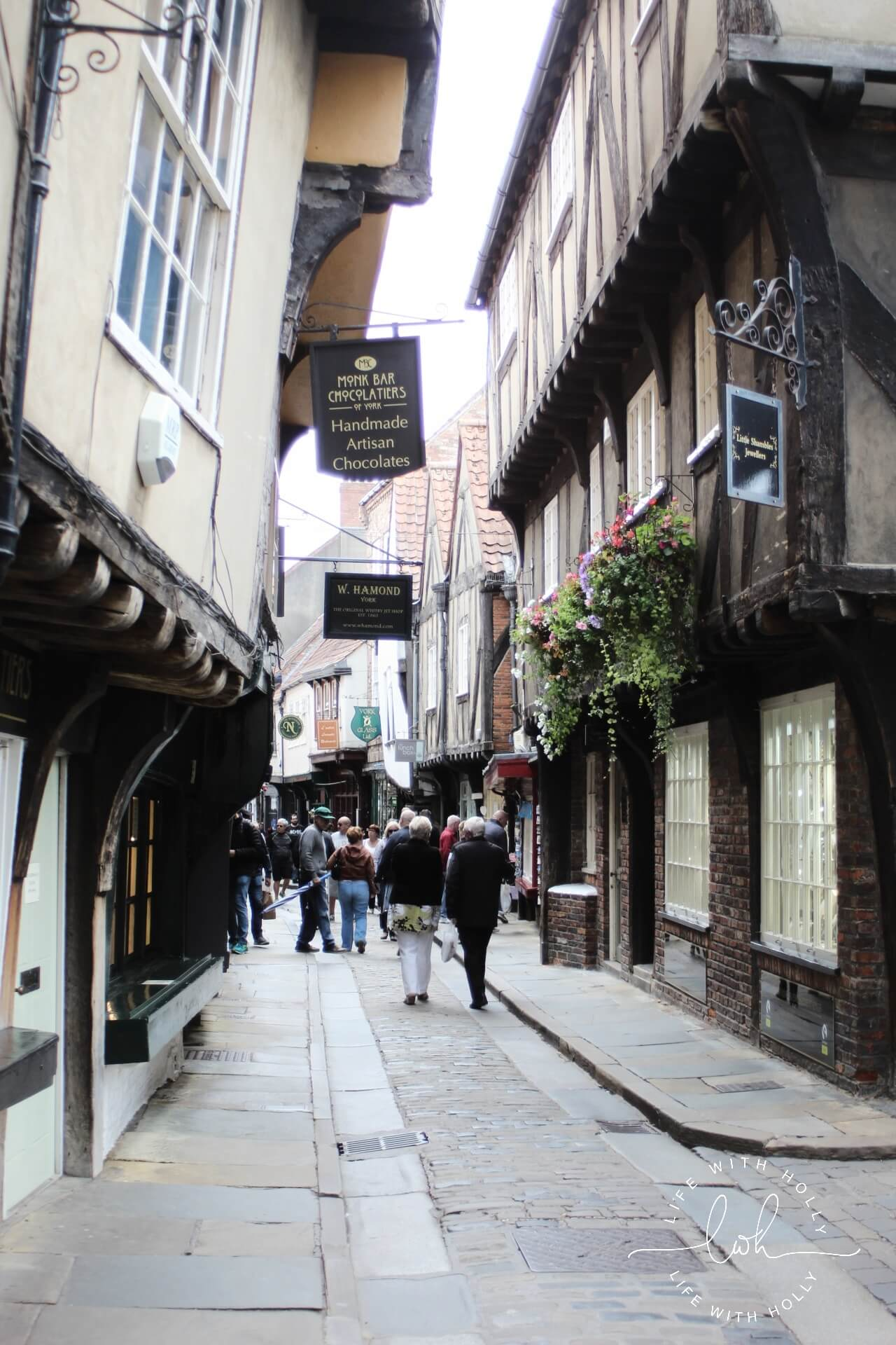 DIagon Alley Inspo - The Shambles, York - Harry Potter in York - Day Tripping - Life with Holly