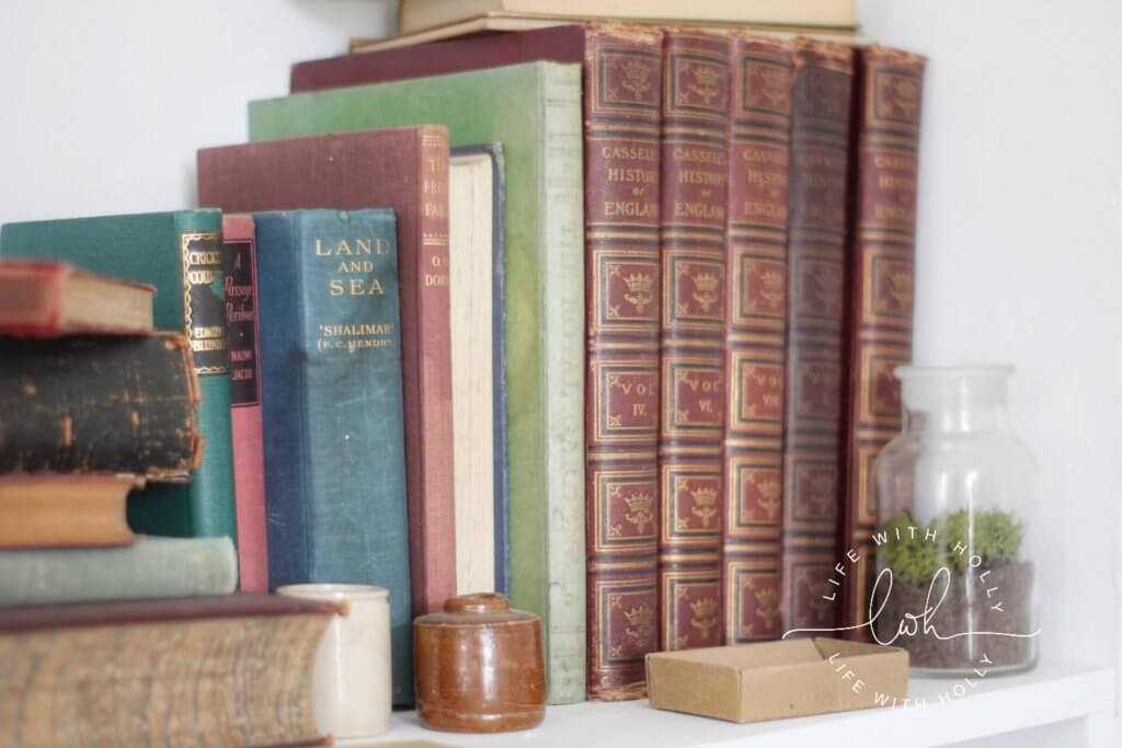 Edwardian Books -0 Harewood House - Seeds of Hope Exhibition - Life with Holly Blog