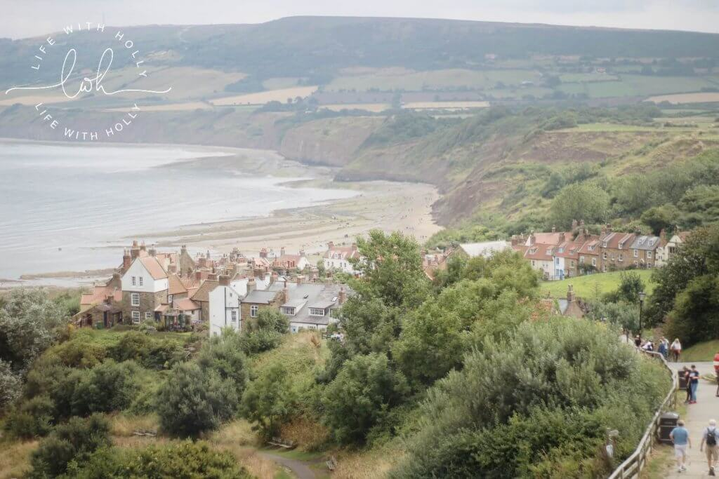 Day Tripping - Short Stay in Robin Hoods Bay - Life with Holly