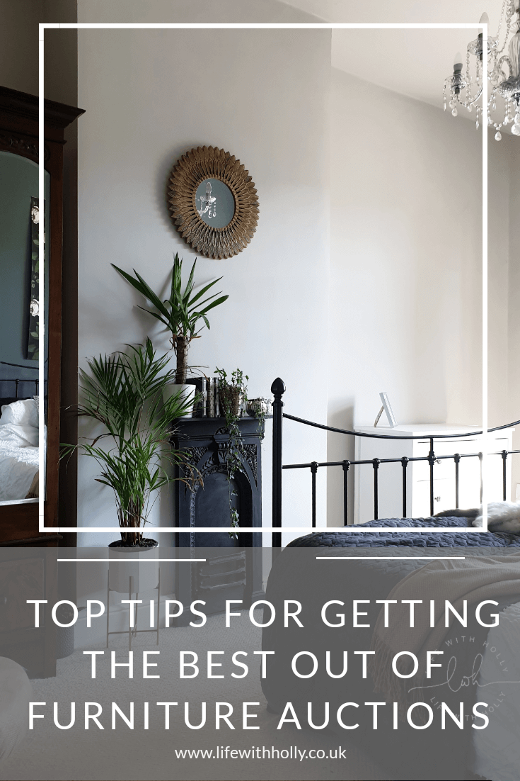 Top Tips for Furniture Auctions