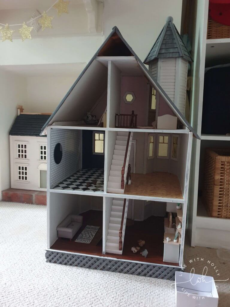 Life with Holly - in Miniature! Our San Francisco Dolls