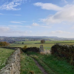 Yorkshire Countryside - Upperthong - Weekend Wander