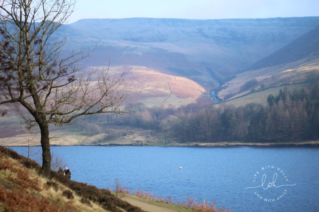 Dovestone Reservoir - Weekend Wander - Stunning Scenery - Life with Holly