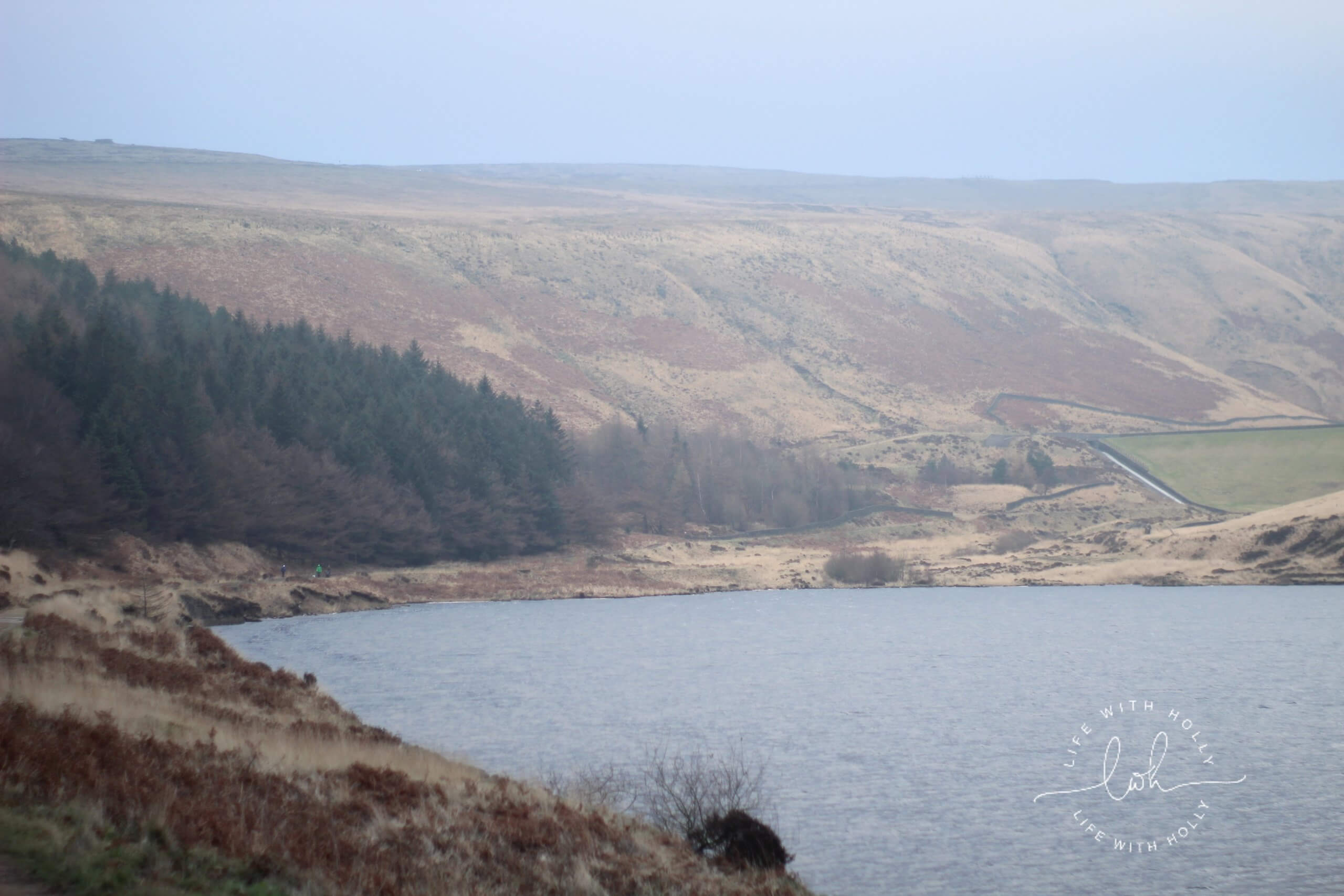 Yeoman Hay Reservoir, Saddleworth - Life with Holly