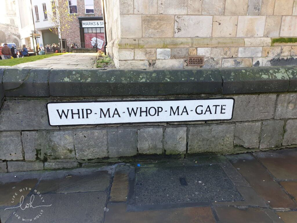 Whip-Ma-Whop-Ma-Gate Weekend-Wander-York-City-Centre-and-Walls-by-Life-with-Holly-8