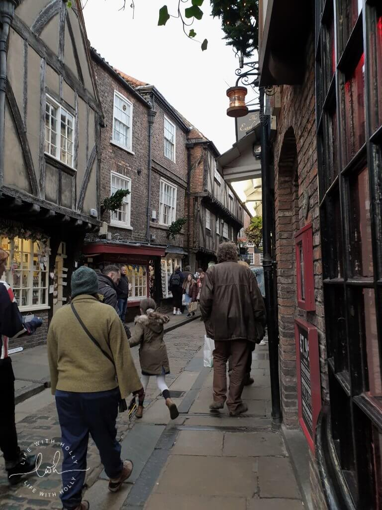 The Shambles York Weekend-Wander-York-City-Centre-and-Walls-by-Life-with-Holly-8