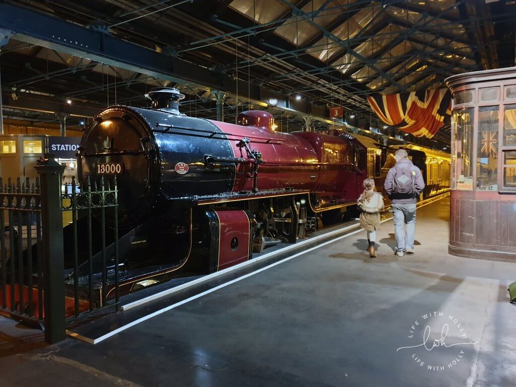 Railway Museum York - Weekend-Wander-York-City-Centre-and-Walls-by-Life-with-Holly-8