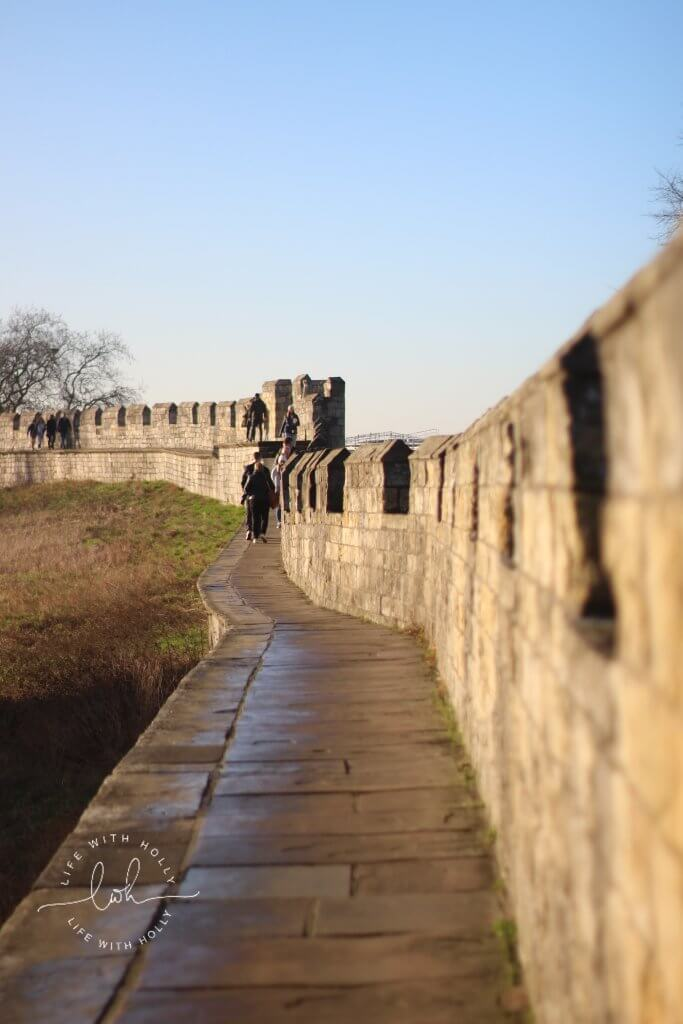 York Ancient City Walls - Weekend-Wander-York-City-Centre-and-Walls-by-Life-with-Holly-8