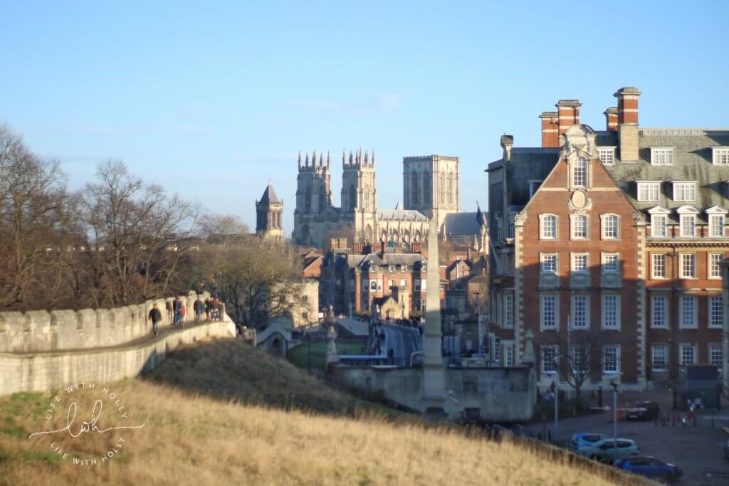 York City Walls - Weekend-Wander-York-City-Centre-and-Walls-by-Life-with-Holly-8