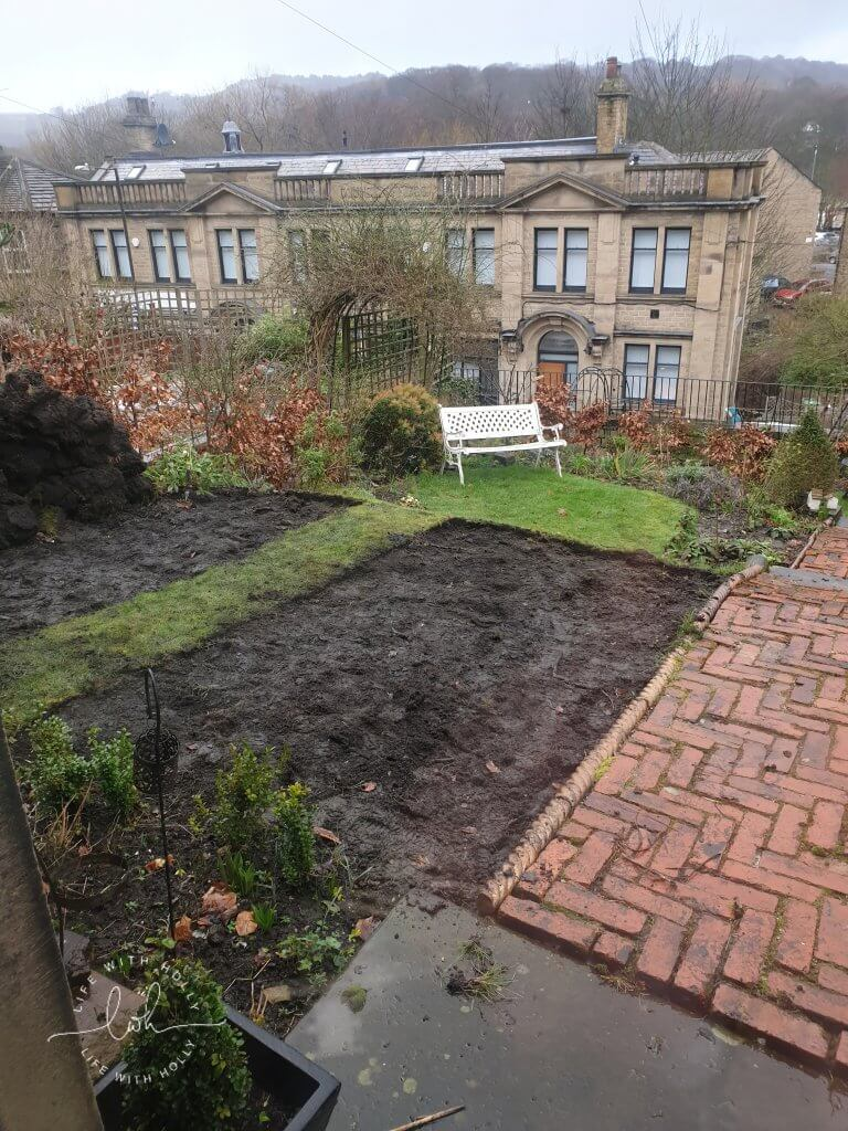 New Flower Beds North-East-Facing-Garden-New-Flower-Bed-Plants-for-Shade-by-Life-with-Holly