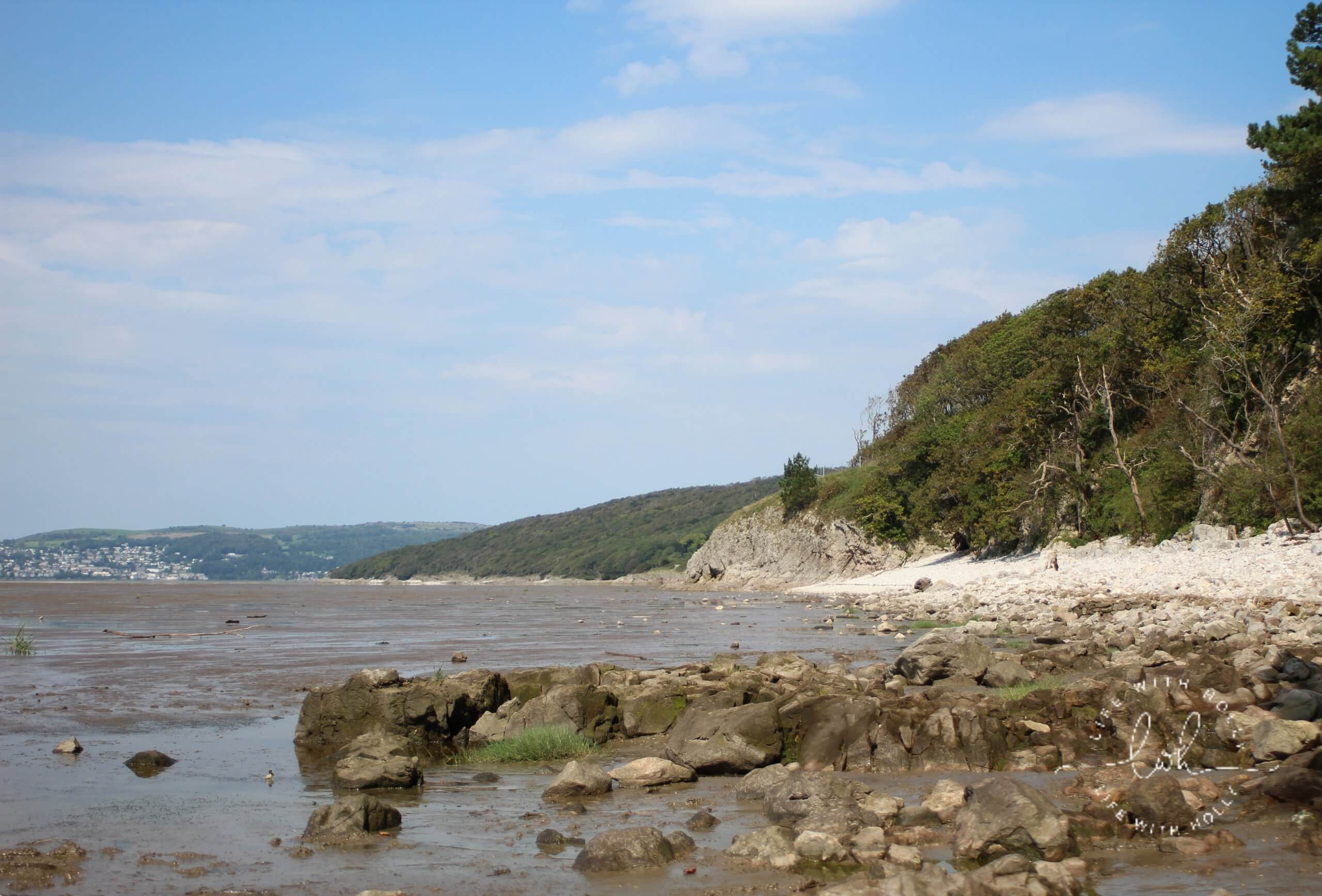 Silverdale Beach - Short Break to Silverdale